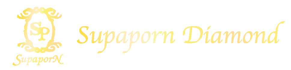SUPAPORN DIAMOND Logo